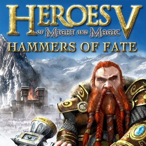 Comprar Heroes of Might & Magic 5 Hammers of Fate CD Key Comparar Precios