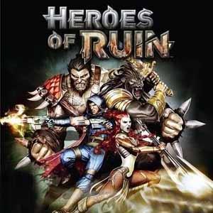 Comprar Heroes of Ruin Nintendo 3DS Descargar Código Comparar precios