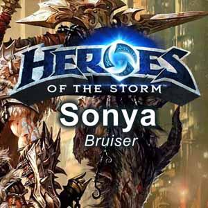 Heroes of the Storm Hero Sonya