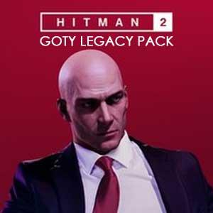 Comprar HITMAN 2 GOTY Legacy Pack CD Key Comparar Precios