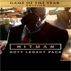 Comprar HITMAN GOTY Legacy Pack Xbox Series Barato Comparar Precios