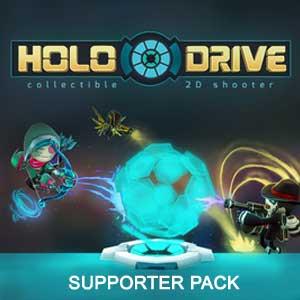 Comprar Holodrive Supporter Pack CD Key Comparar Precios