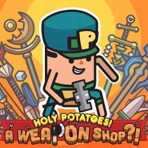 Holy Potatoes A Weapon Shop Spud Tales Journey to Olympus