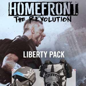 Comprar Homefront The Revolution The Liberty Pack CD Key Comparar Precios