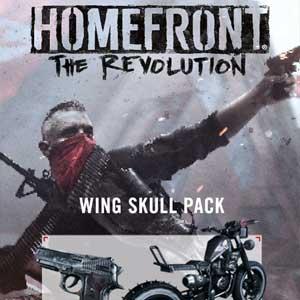 Comprar Homefront The Revolution The Wing Skull Pack CD Key Comparar Precios
