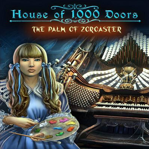 Comprar House of 1000 Doors The Palm of Zoroaster CD Key Comparar Precios