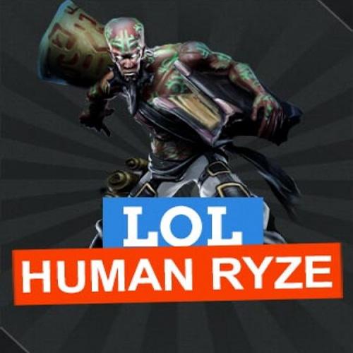 Comprar Human Ryze League Of Legends Skin Code EUNE Tarjeta Prepago Comparar Precios