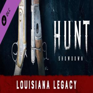 Comprar Hunt Showdown Louisiana Legacy CD Key Comparar Precios
