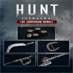 Comprar Hunt Showdown The Companion Bundle CD Key Comparar Precios