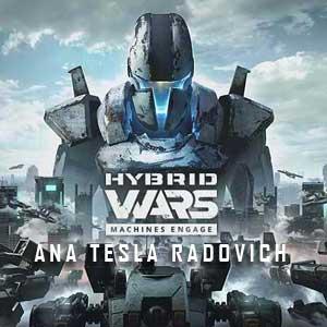 Comprar Hybrid Wars Yana Tesla Radovich CD Key Comparar Precios