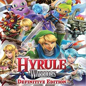 Comprar Hyrule Warriors Definitive Edition Nintendo Switch Barato comparar precios