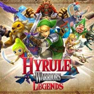 Comprar Hyrule Warriors Legends Nintendo 3DS Descargar Código Comparar precios