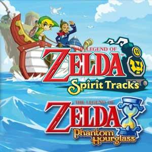 Comprar Hyrule Warriors Legends Phantom Hourglass and Spirit Tracks Pack 3DS Descargar Código Comparar precios
