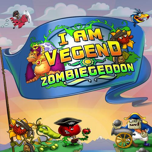 Comprar I Am Vegend Zombiegeddon CD Key Comparar Precios