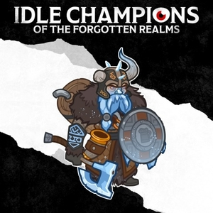 Idle Champions Icewind Dale Bruenor Skin and Feat Pack