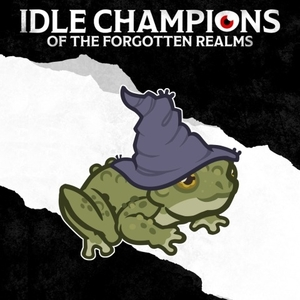 Idle Champions Wartsworth the Toad Familiar Pack