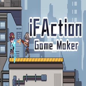 Comprar iFAction Game Maker CD Key Comparar Precios