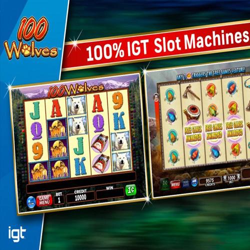 Comprar IGT Slots 100 Wolves CD Key Comparar Precios