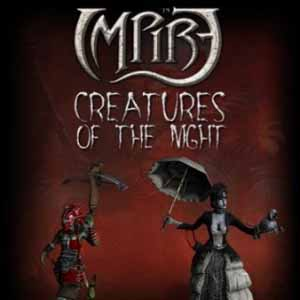 Comprar Impire Creatures of the Night CD Key Comparar Precios
