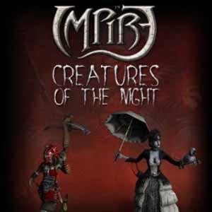 Impire Creatures of the Night