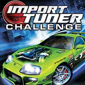 Comprar IMPORT TUNER CHALLENGE Xbox 360 Code Comparar Precios