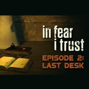 Comprar In Fear I Trust Episode 2 Last Desk CD Key Comparar Precios