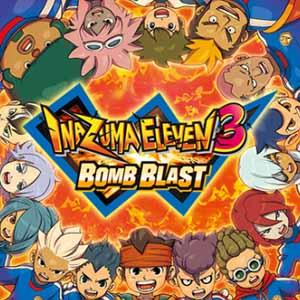 Comprar Inazuma Eleven 3 Bomb Blast Nintendo 3DS Descargar Código Comparar precios