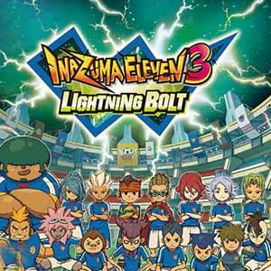 Comprar Inazuma Eleven 3 Lightning Bolt Nintendo 3DS Descargar Código Comparar precios