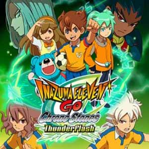 Comprar Inazuma Eleven Go Chrono Stones Thunderflash Nintendo 3DS Descargar Código Comparar precios