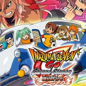 Comprar Inazuma Eleven GO Chrono Stones Wildfire Nintendo 3DS Descargar Código Comparar precios