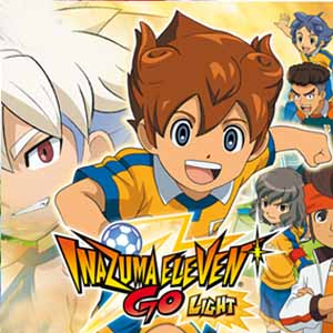 Comprar Inazuma Eleven GO Light Nintendo 3DS Descargar Código Comparar precios
