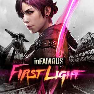 Comprar Infamous First Light Ps4 Code Comparar Precios