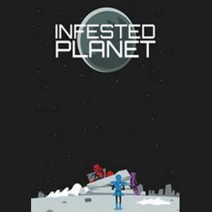 Comprar Infested Planet Planetary Campaign CD Key Comparar Precios