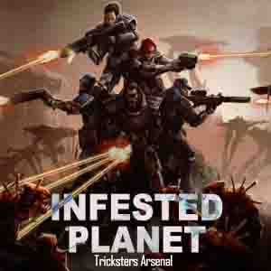 Comprar Infested Planet Tricksters Arsenal CD Key Comparar Precios
