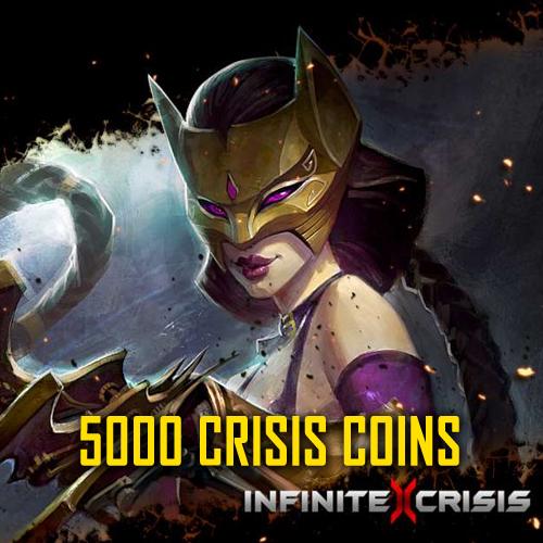 Comprar Infinite Crisis 5000 Crisis Coins Tarjeta Prepago Comparar Precios