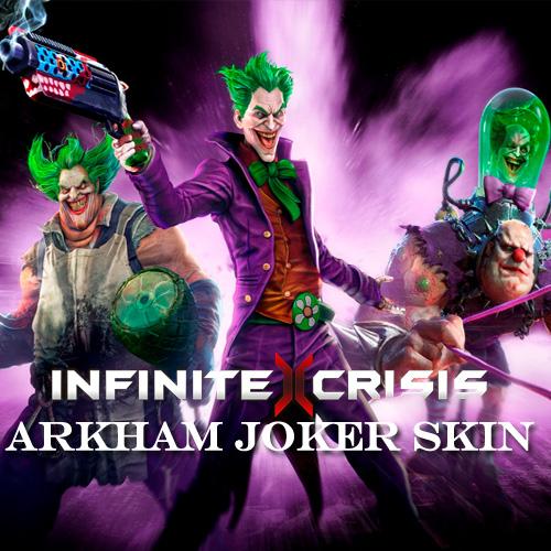Comprar Infinite Crisis Arkham Joker Skin CD Key Comparar Precios