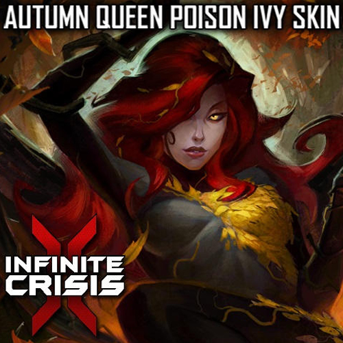 Comprar Infinite Crisis Autumn Queen Poison Ivy Skin CD Key Comparar Precios