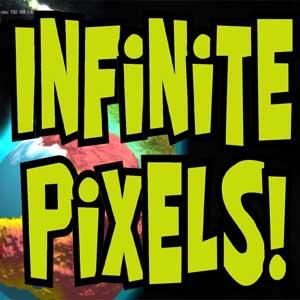 Comprar Infinite Pixels CD Key Comparar Precios
