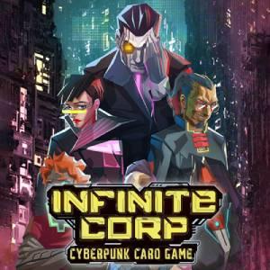 Comprar InfiniteCorp Cyberpunk Card Game Nintendo Switch Barato comparar precios