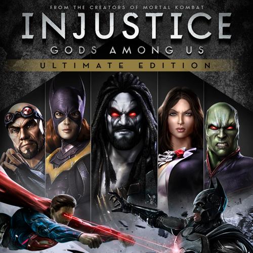 Comprar Injustice Ultimate Edition Ps4 Code Comparar Precios