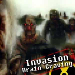 Comprar Invasion Brain Craving CD Key Comparar Precios