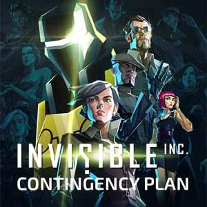 Comprar Invisible Inc Contingency Plan CD Key Comparar Precios