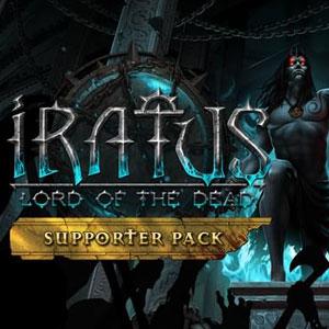 Comprar Iratus Lord of the Dead Supporter Pack CD Key Comparar Precios