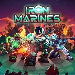 Comprar Iron Marines CD Key Comparar Precios