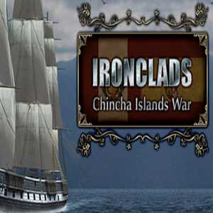 Comprar Ironclads Chincha Islands War 1866 CD Key Comparar Precios