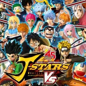 Comprar J-Stars Victory VS PS3 Code Comparar Precios