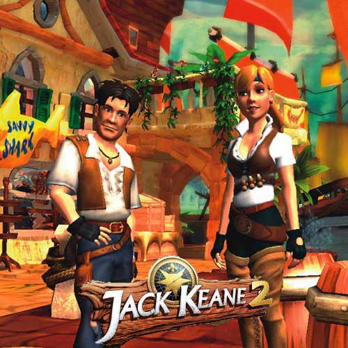 Descargar Jack Keane 2 The Fire Within - key PC Steam