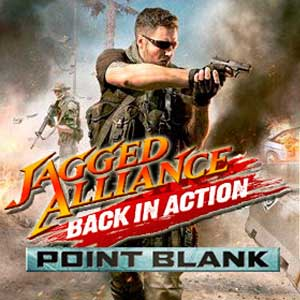 Comprar Jagged Alliance Back in Action Point Blank CD Key Comparar Precios
