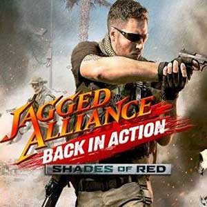 Comprar Jagged Alliance Back in Action Shades of Red CD Key Comparar Precios
