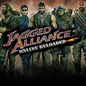 Comprar Jagged Alliance Online Reloaded CD Key Comparar Precios